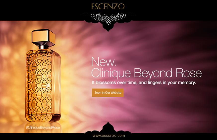كلينيك تطلق عطر مستوحى من الشرق الأوسط تم تصميم Beyond Rose من Clin Clinique Perfume Perfume Bottles Best Perfume