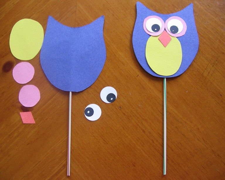 Easy arts and crafts for preschoolers crafts for for Arts and crafts for children