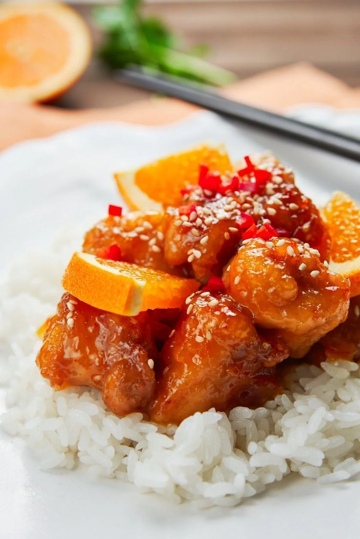 Best Orange Chicken #chineseorangechicken A triple dose of orange and big juicy pieces of ginger marinated chicken are the tricks to my easy Orange Chicken. Way better than Chinese take-out. #orangechicken #chinesefoodrecipes  ##chinesefood #takeout #chickenfoodrecipes #chineseorangechicken Best Orange Chicken #chineseorangechicken A triple dose of orange and big juicy pieces of ginger marinated chicken are the tricks to my easy Orange Chicken. Way better than Chinese take-out. #orangechicken #c #chineseorangechicken
