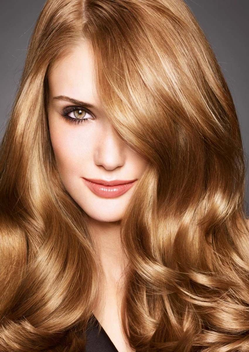 Defining Gileded Shade Of Color Trend 2019 Colortrends2019 Haircolortrends Haircolor Trends2019 Loreal Hair Color Olivia Hair Color Hair Color Shades