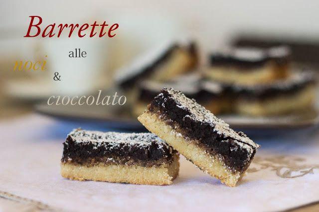 barrette cioccolato