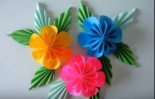 Easy paper flower crafts choice image flower decoration ideas easy paper flower crafts images flower decoration ideas how to make easy paper flower craft community mightylinksfo Images