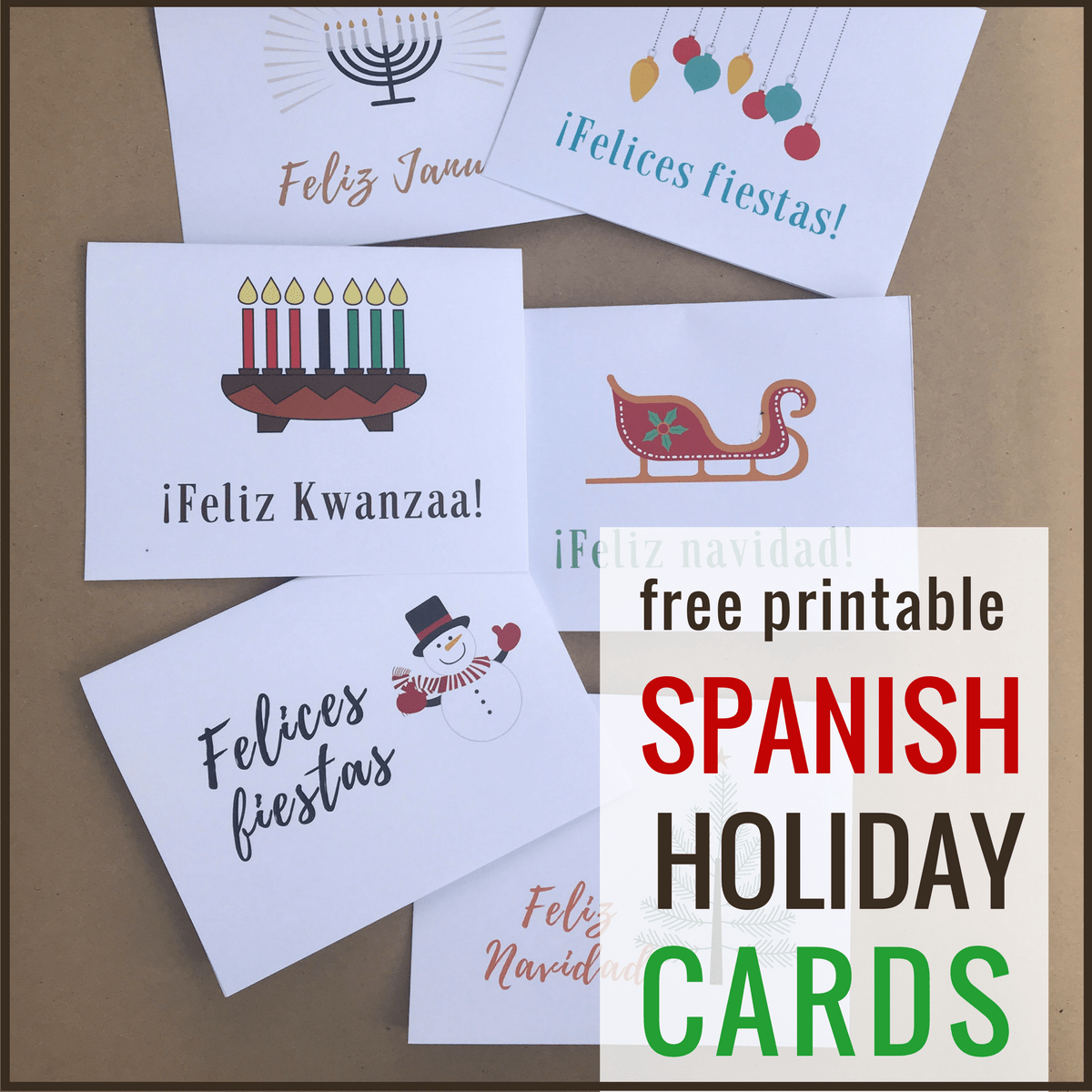 Free Spanish Downloads