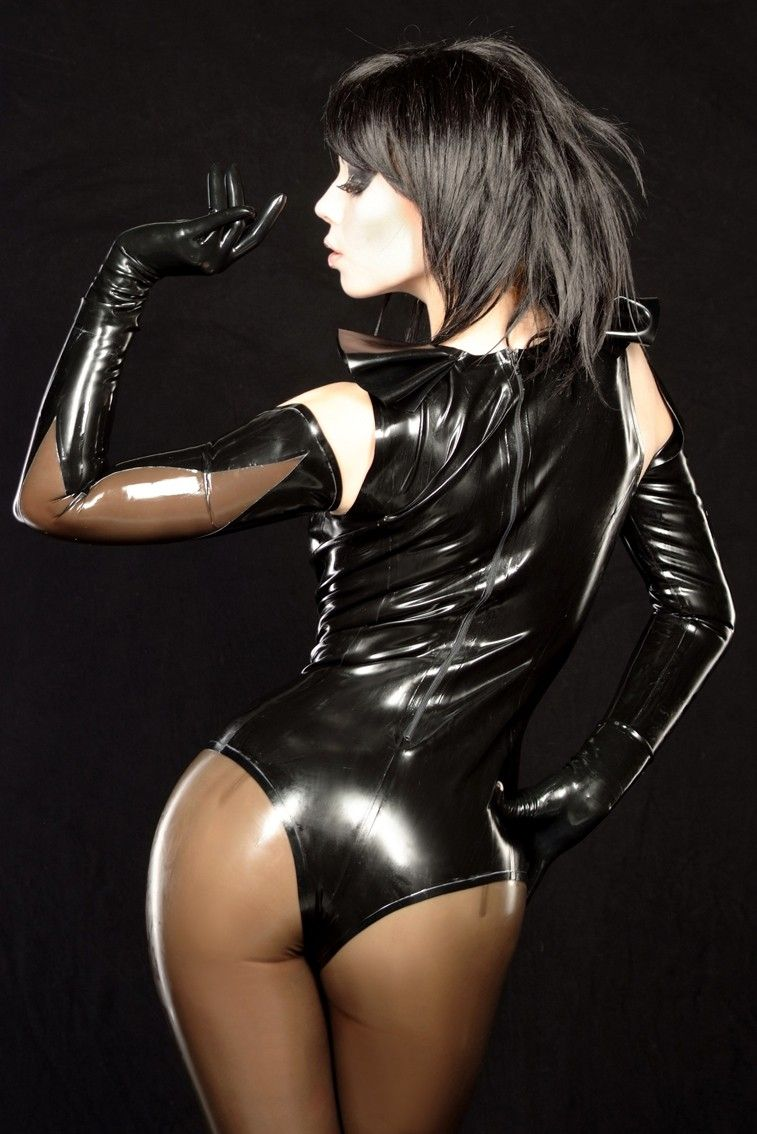 Fetish rubber leather wear online