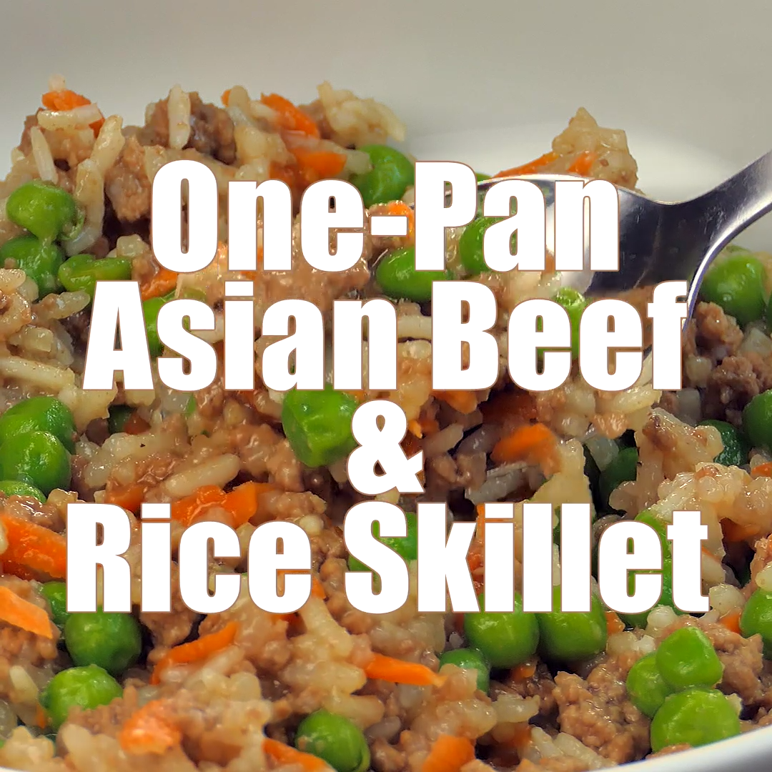 One-Pan Asian Beef & Rice Skillet images