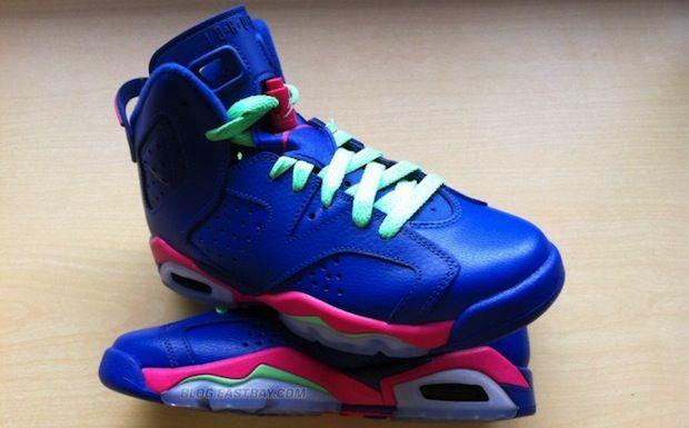 """Air Jordan 6 GS """"Game Royal"""""""