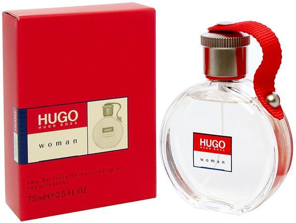 Hugo Boss Hugo Woman Dames Parfum Perfume For Womenperfume Para