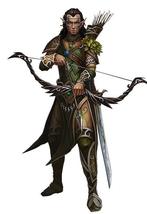 Image Result For Wood Elves Rangers Elf Ranger Fantasy