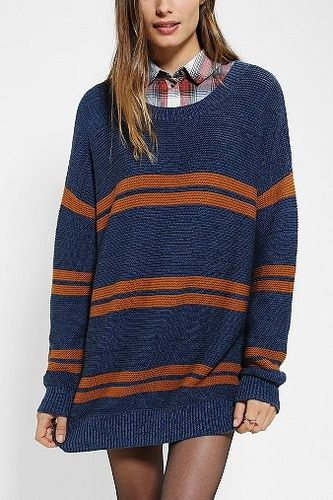 BDG Boyfriend Sweater from Urban Outfitters :) | Hair Nails Fasion ...