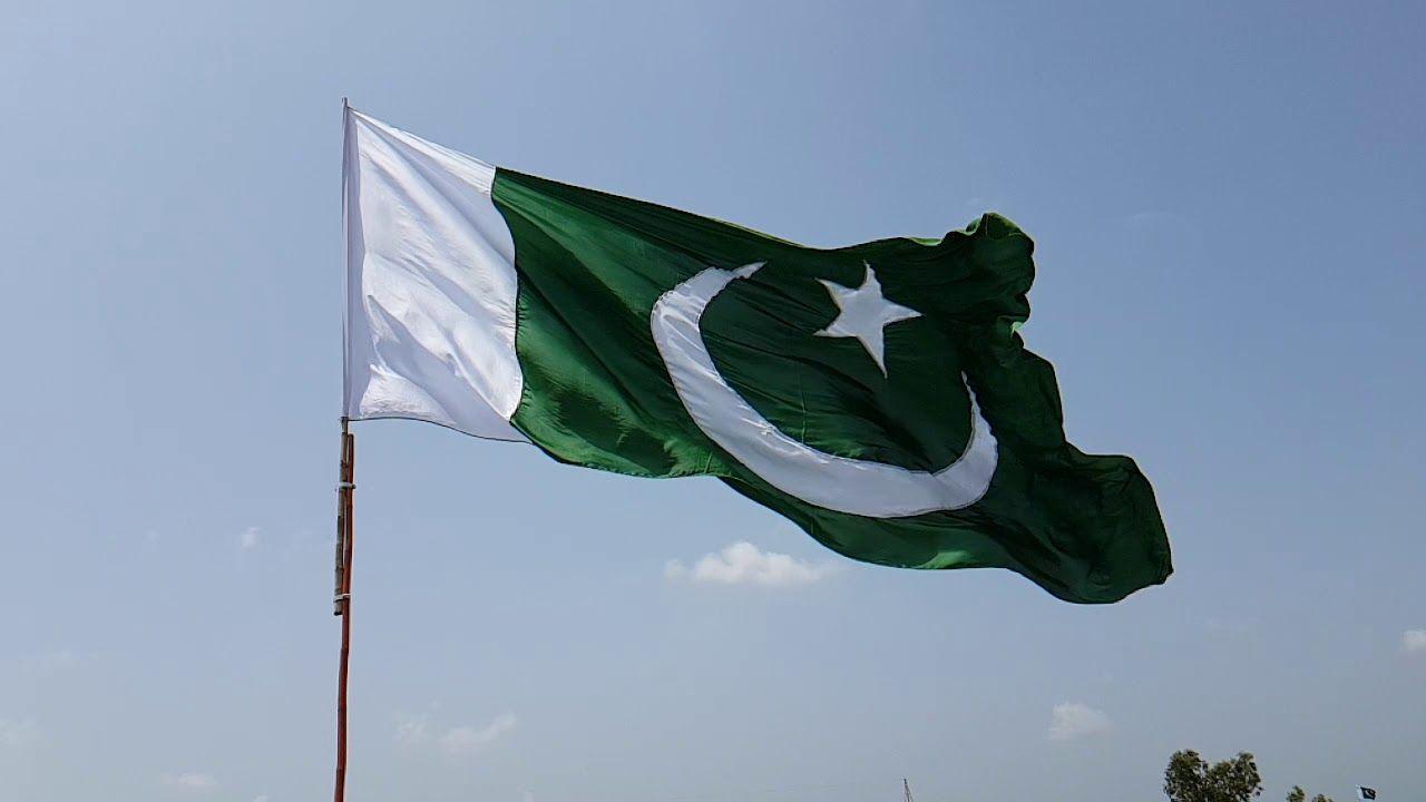 Hd Pakistan Flag 001 Hd Pakistan Flag Pakistan Art Flag