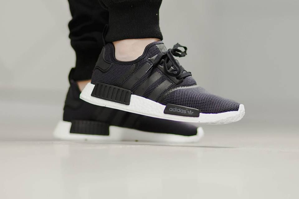 unique design great look fast delivery NMD R1 Đen / Size 36 - 37 - 38 | Giay adidas NMD - 900k ...