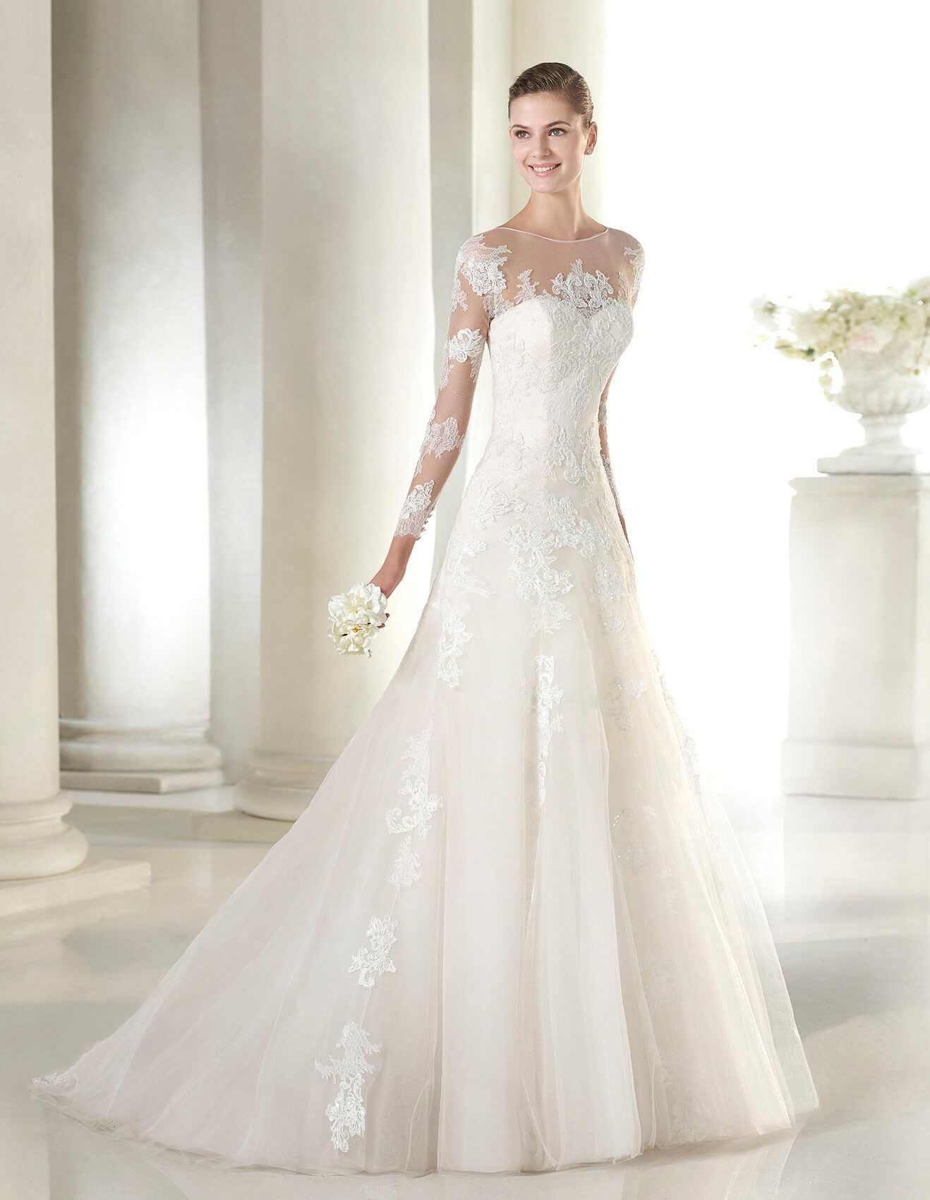 San Patrick Seattle Size 12 Available At Second Summer Bride Austin Tx Wedding Dresses Wedding Dresses Princess Ballgown Wedding Dresses Lace