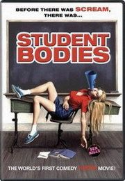 Student Bodies - 80's Horror Movies Horsehead Bookends!!!!