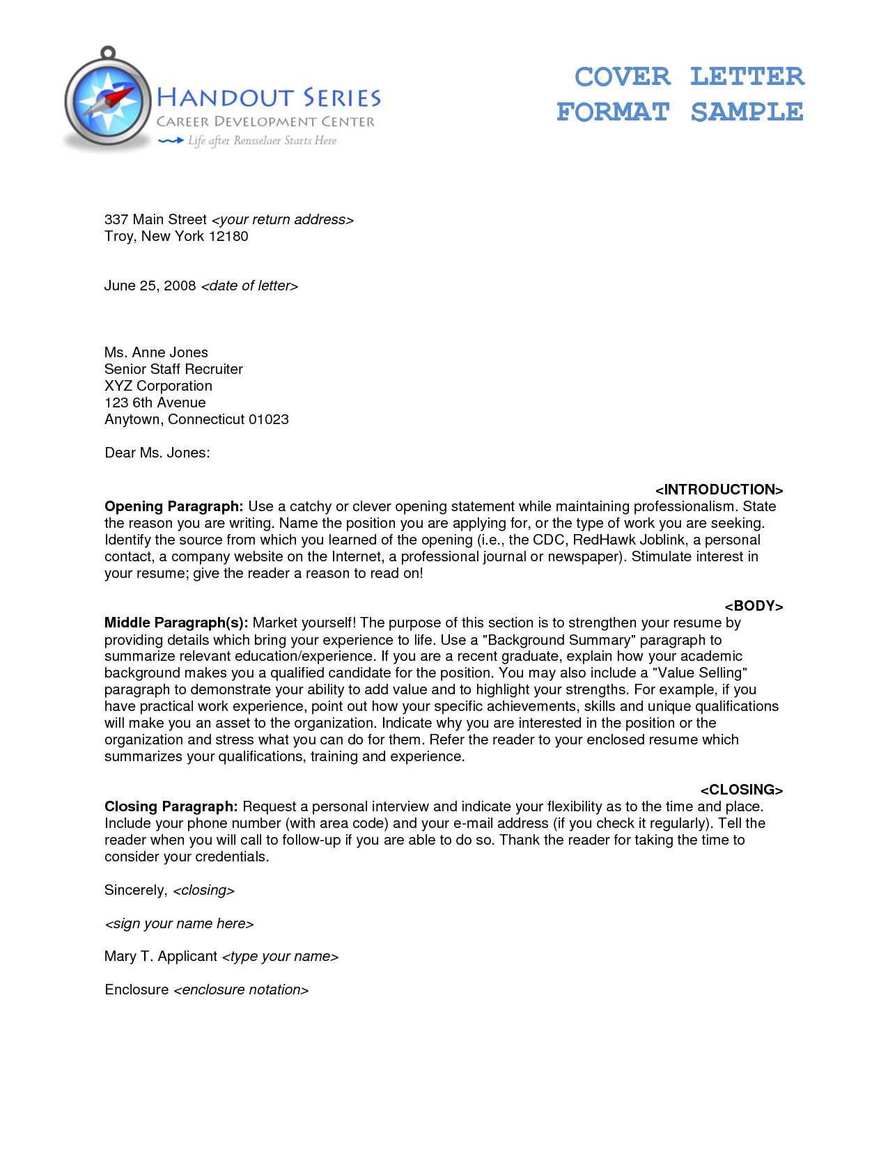 Best Photos Legal Letter Format Sample Requesting Credit Business With  Enclosures Dialysis Nurse  Dialysis Nurse Resume