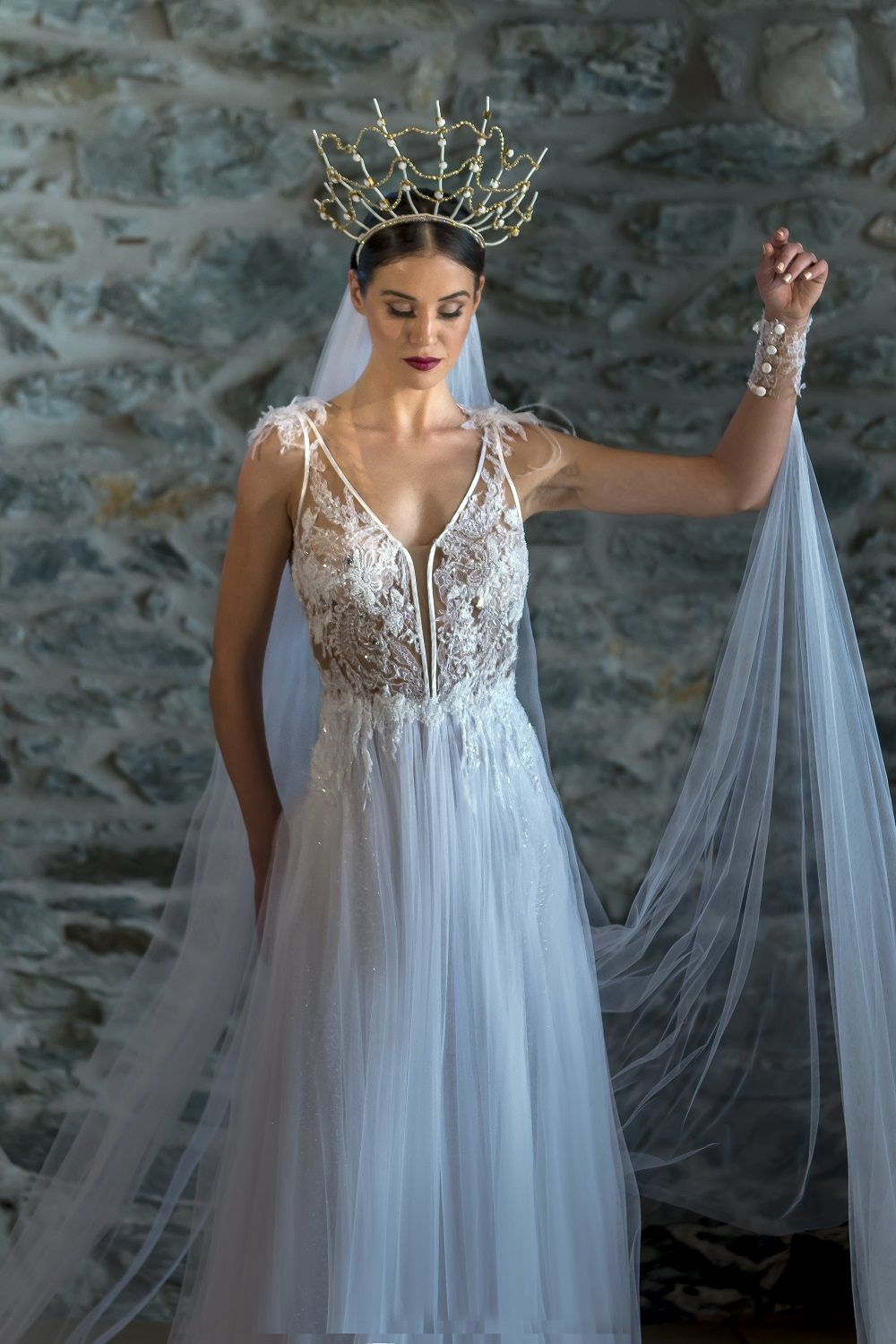 Bad wedding dresses  New Bridal Collection uLike a fairytaleu Bridal Couture Wedding