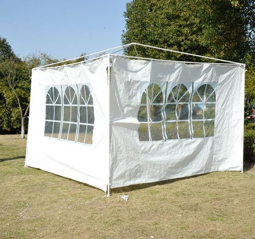 Tent Side Panel Sidewalls For 10 X 10 20 30 Pop Up