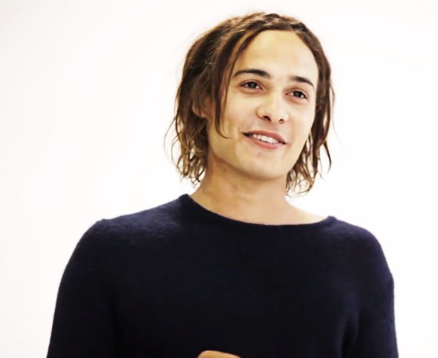 frank dillane as tom riddle