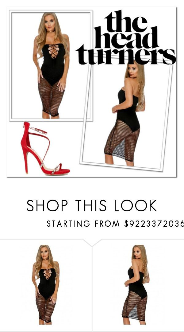 """Red Wine, Red Shoes"" by amiclubwear on Polyvore featuring MeshDress, alleyesonme, amiclubwear and amiobsessed"