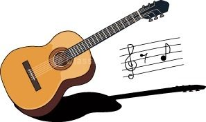 Guitare Clipart guitar clipart clip art | clipart | music, music images, clip art