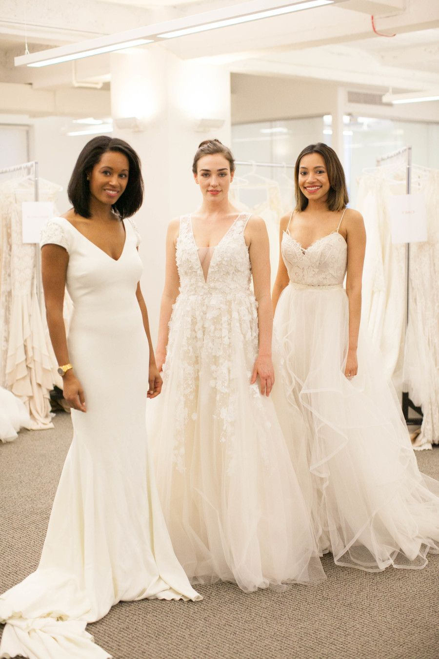 Big pretty wedding dresses  Itus Up to You to Decide What This Bride Wears on Her Wedding Day