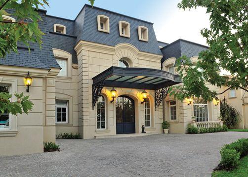 Casas estilo frances buscar con google estilo franc s - Casas estilo frances ...