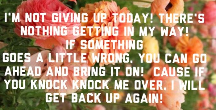 Get Back Up Again Anna Kendrick From Trolls Lyrics
