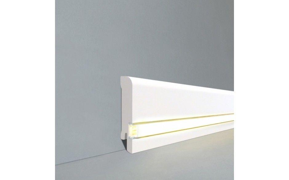Licht - Fußleisten / Licht - Sockelleisten wohnidee Pinterest