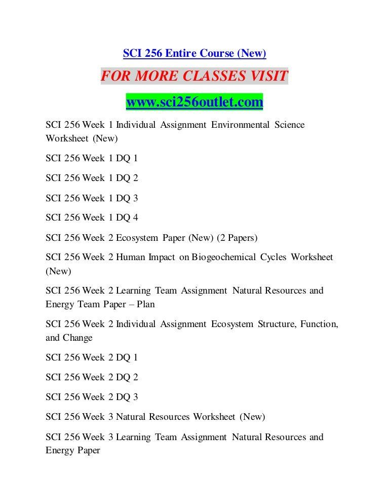 Nutrient Cycles Worksheet Answers Sci 256 Outlet Be E ...