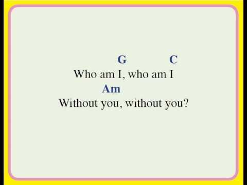 Who Am I (G C Am D Chords) | Ukulele | Pinterest | Ukulele songs ...