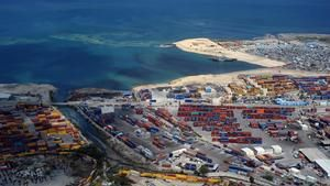 What are the major exports and imports of Haiti?