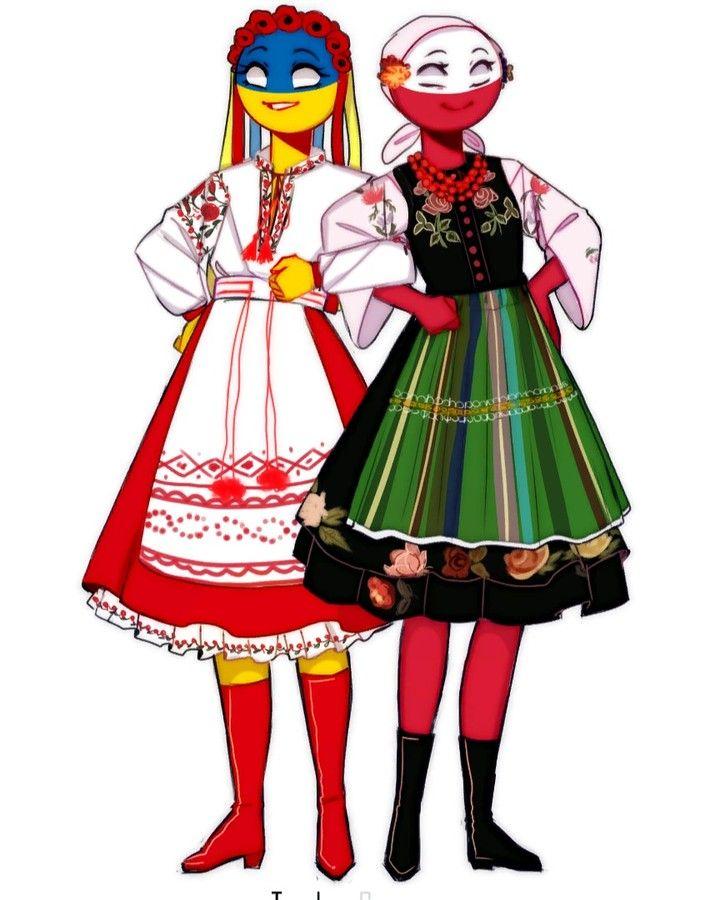 #countryhumans | Human, Human art, Ukraine