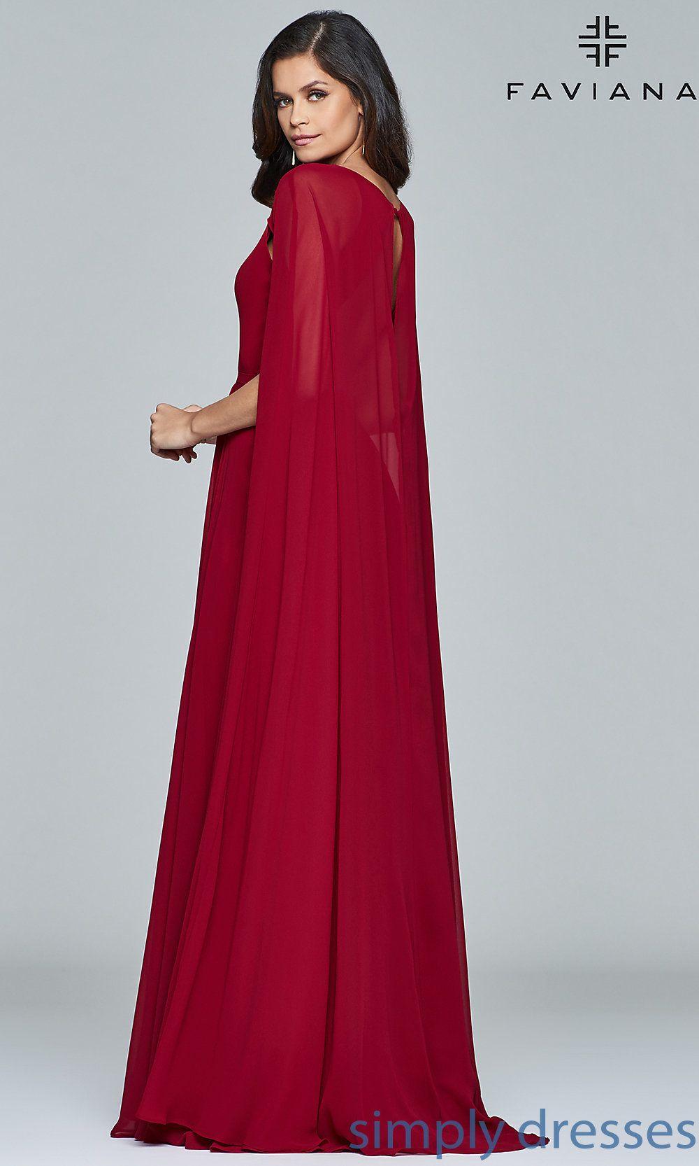 Dresses, Formal, Prom Dresses, Evening Wear: FA-S8087