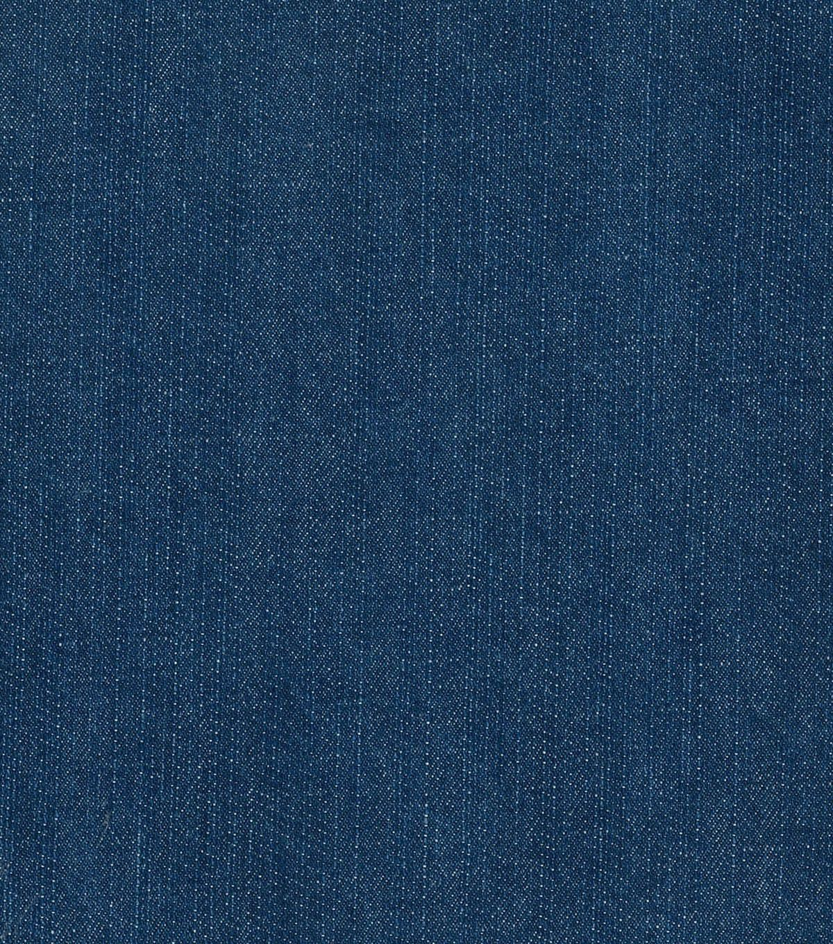 Sew Classics Bottomweight Fabric Blue Textured Denim 12 oz