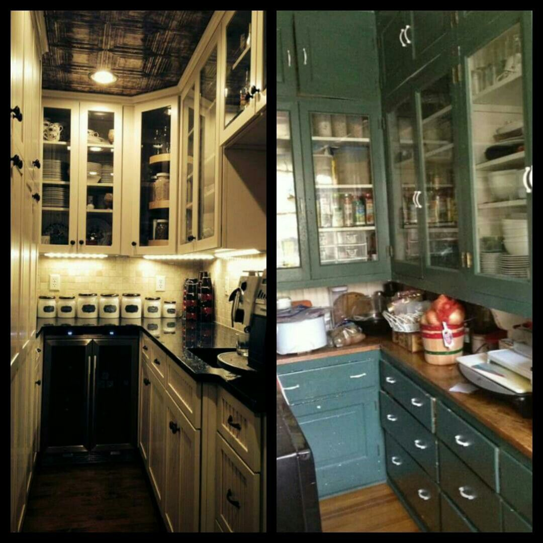 After and before pantry deborah k design omaha ne
