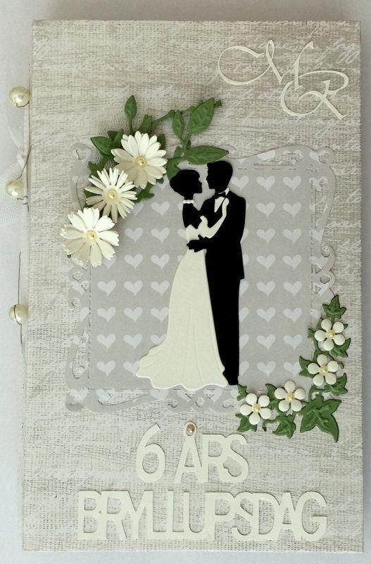 Album til bryllupsdag