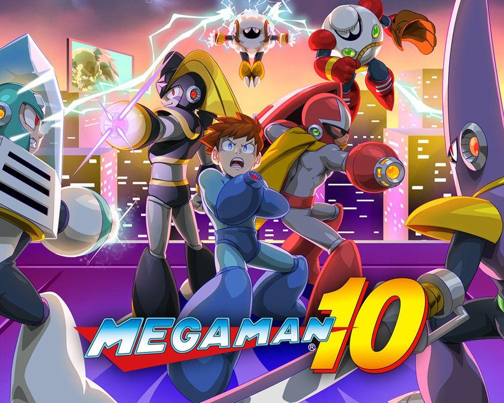 Mega Man 10 Legacy Collection 2 By Thechamba Mega Man Mega Man 10 Mega Man Art