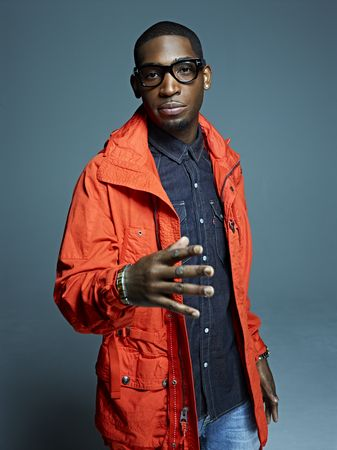tinie! one of the most stylish men in music