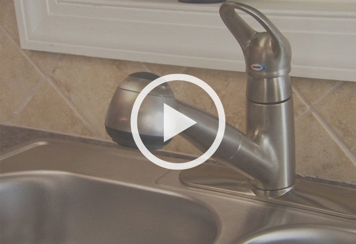Remove Old Faucet Install Single Handle Kitchen Faucet With