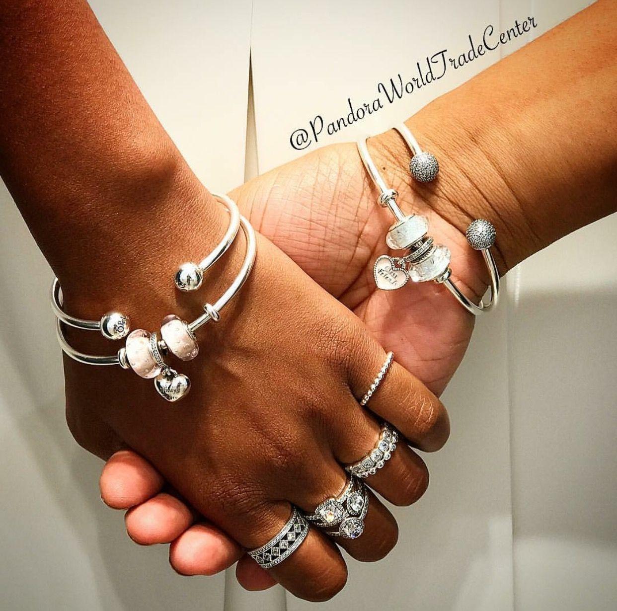 0471c7753 Pandora Open Bangle, Pandora Rings, Pandora Bracelets, Pandora Jewelry,  Girls Jewelry,