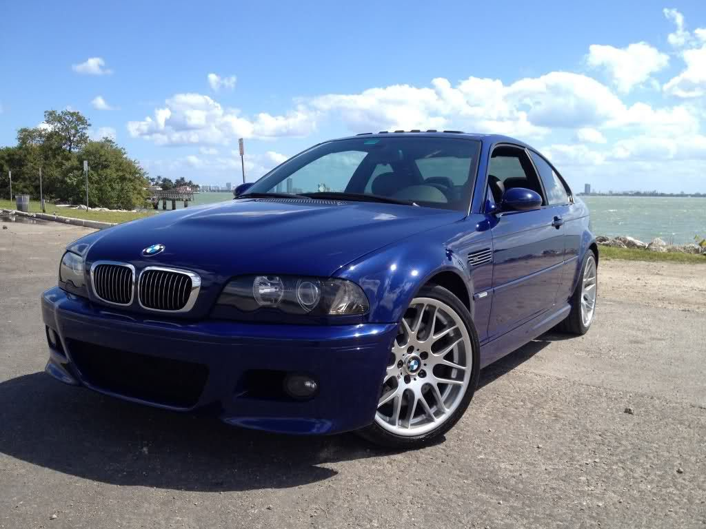 2006 BMW E46 M3 with Competition Package in Interlagos ...