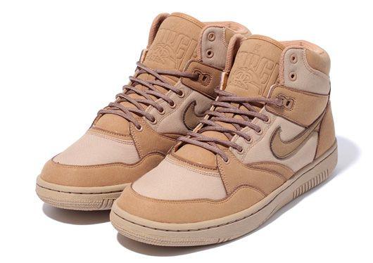 Stussy x Nike Sky Force 88 Mid... oooh if i had a man.  47173bb4fa55