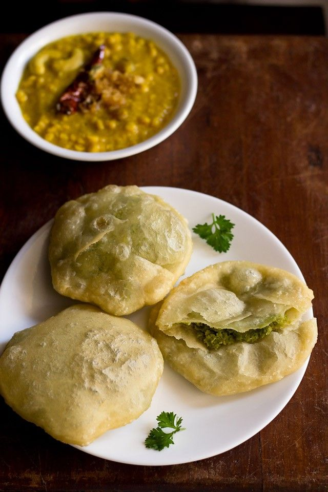 Makes 8 to 9 kachoris recipe recipes bengali food and food bengali peas kachori recipe forumfinder Image collections