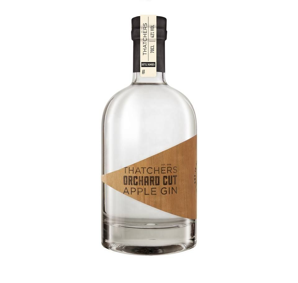 Thatchers launches its first apple gin | Gin\'s & Tonic | Pinterest ...