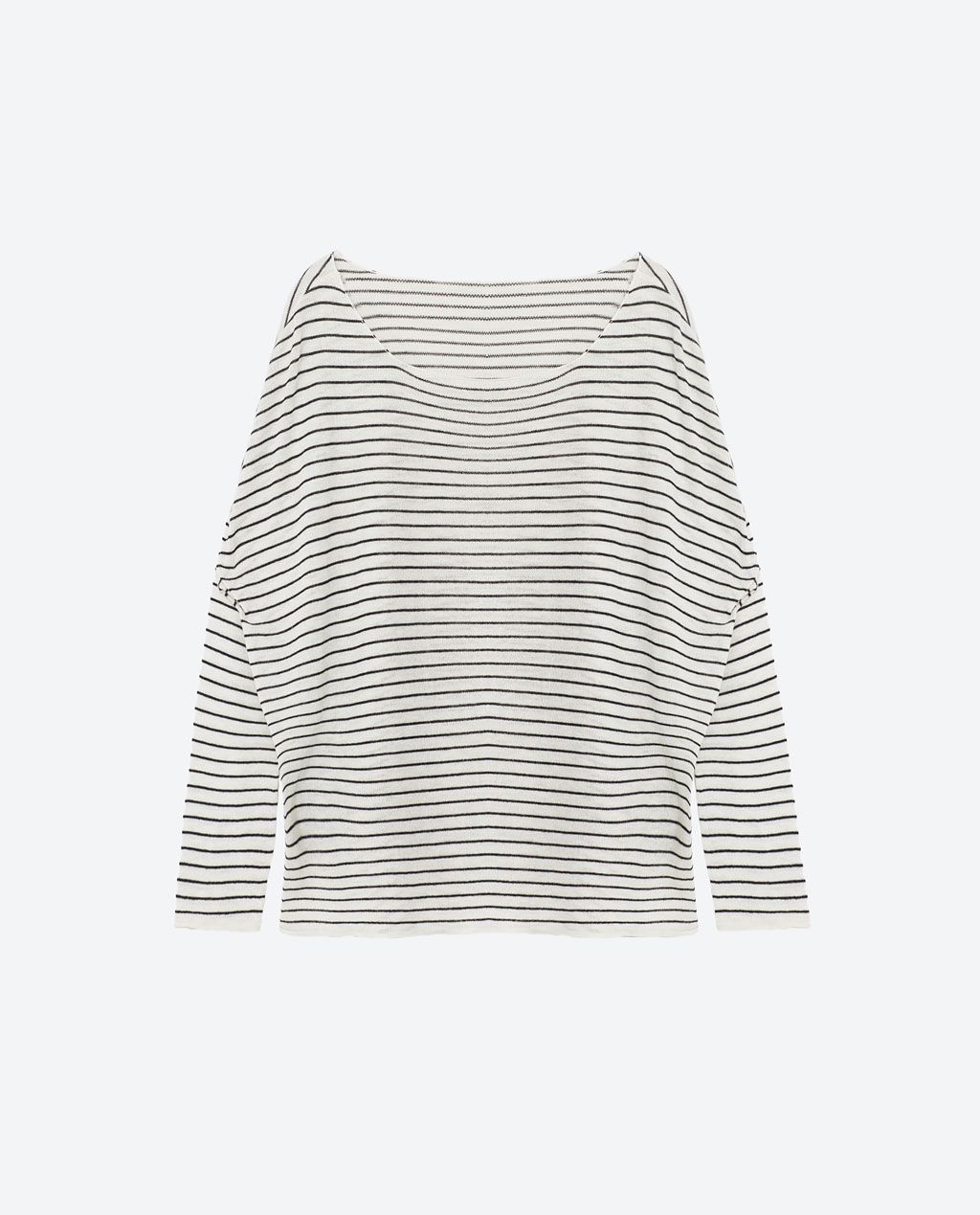 OVERSIZED SWEATER-KNITWEAR-WOMAN-COLLECTION AW16 | ZARA United States
