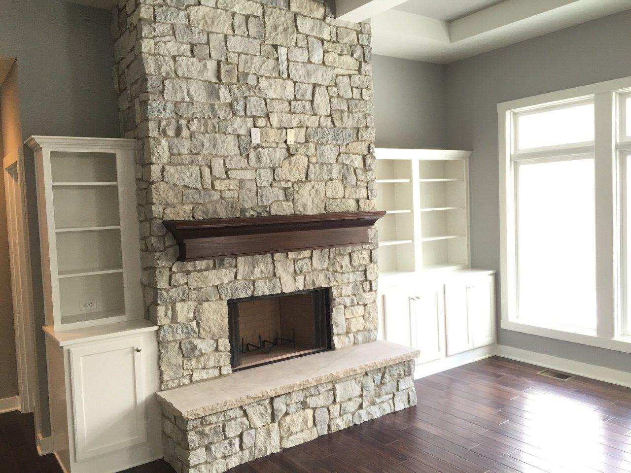 Asymmetrical Fireplace Built Ins Fireplace Built Ins Built In