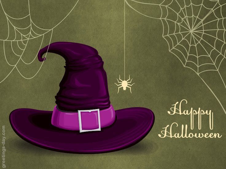 Happy halloween 2016 hat and spider picture halloween pinterest happy halloween 2016 hat and spider picture m4hsunfo