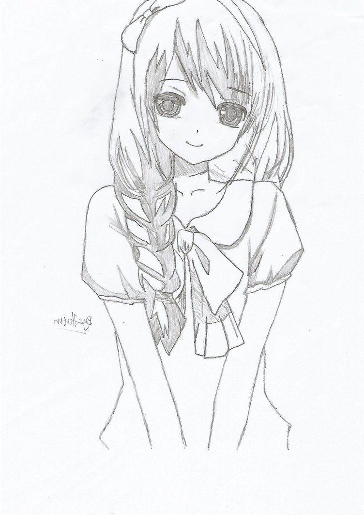 result cute anime girl