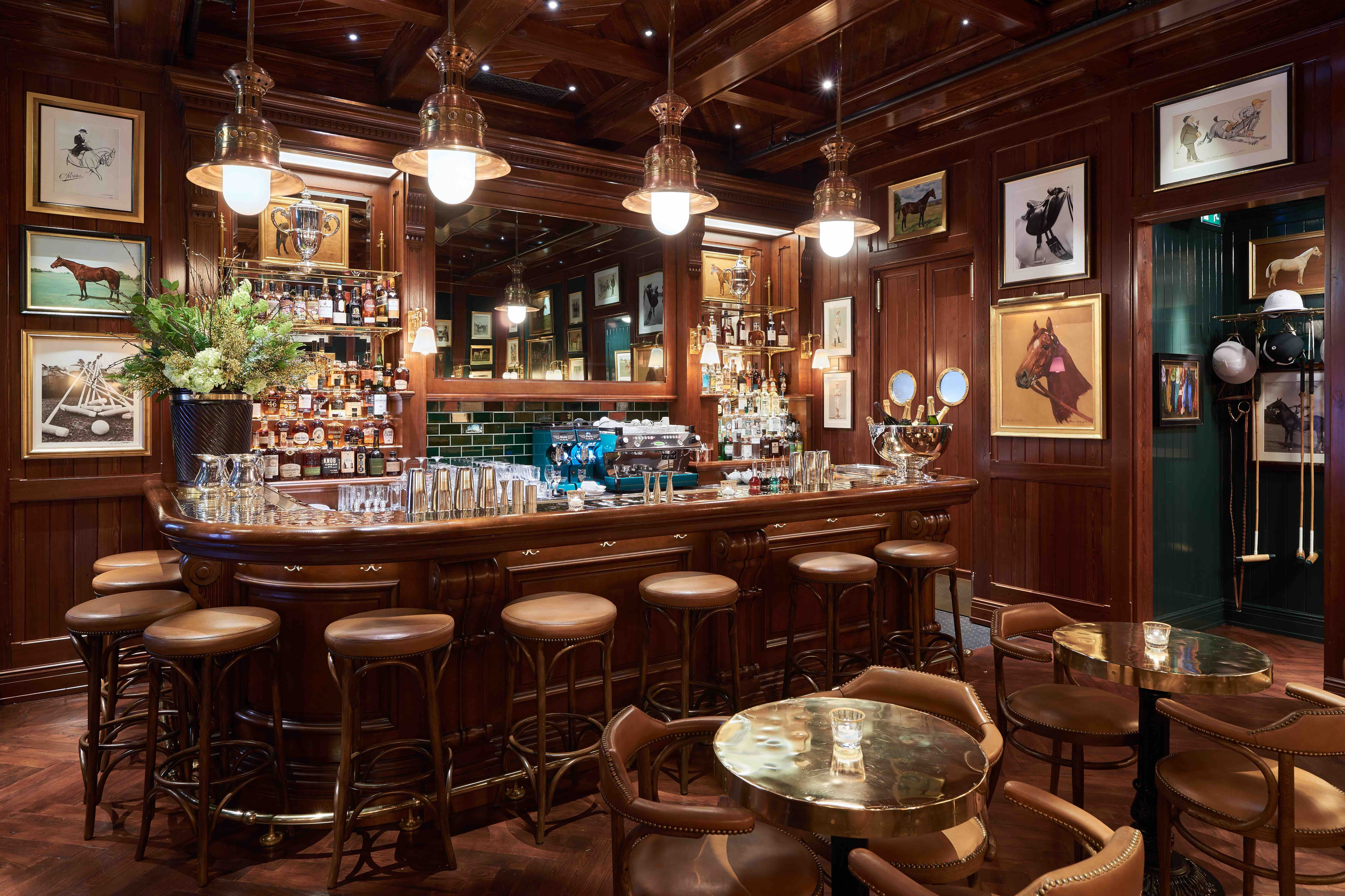 Introducing Ralph's Coffee and Bar, Ralph Lauren's first dining destination in London and ...