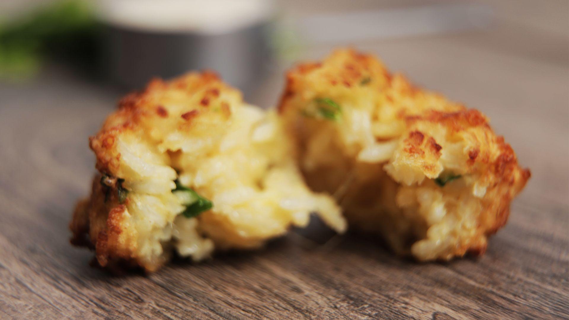 Bolinho de Arroz | Chef Carrefour