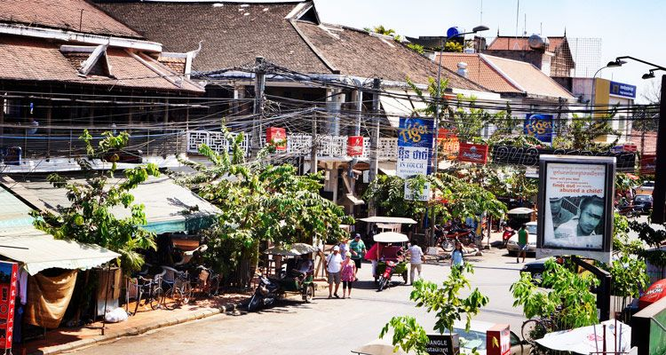 Siem Reap City exploration. Do you like the traditional beauty of one of the most famous city of Cambodia – Siem Reap?